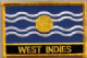 Flag Patch - West Indies 09